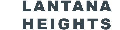 Lantana Heights logo